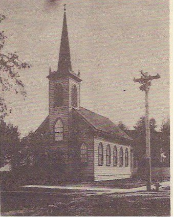 St John the Baptist Catholic Church 1873
