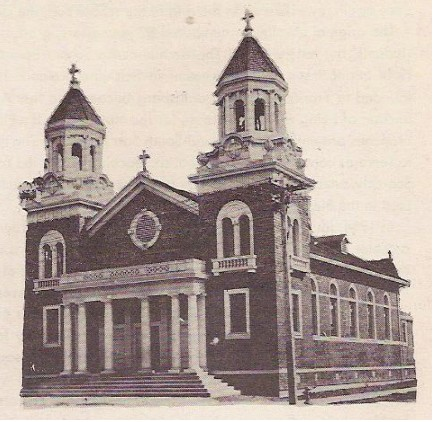 St John the Baptist Catholic Church 1910