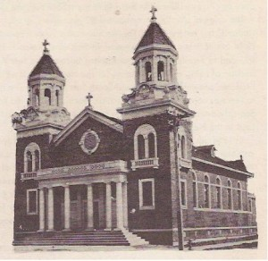 St Johns in 1910